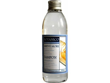 Mrtvé moře šampon balzám Botanico, 200 ml