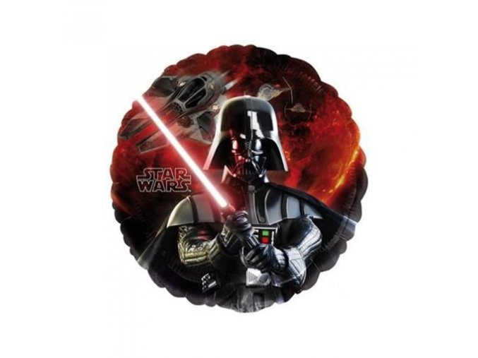 0003416 foliovy balonek star wars 43 cm 510