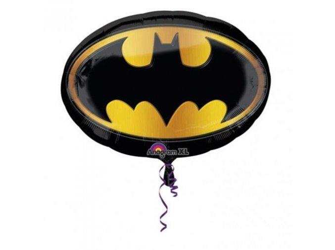0008882 foliovy balonek batman emblem 68 48 cm 510