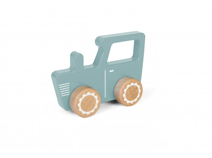 LD4377 wooden tractor 1