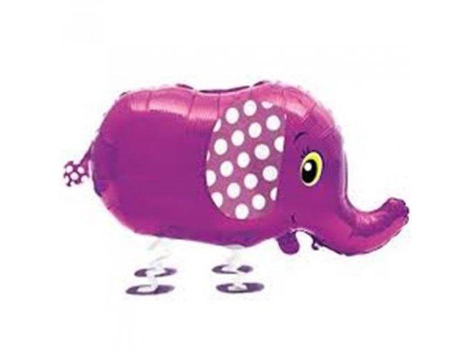 0009051 chodici balonek slonik 510