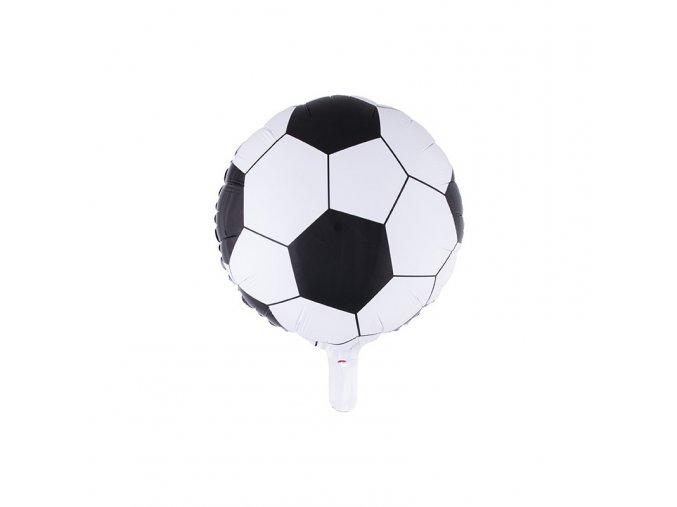 foliovy balonek fotbalovy mic