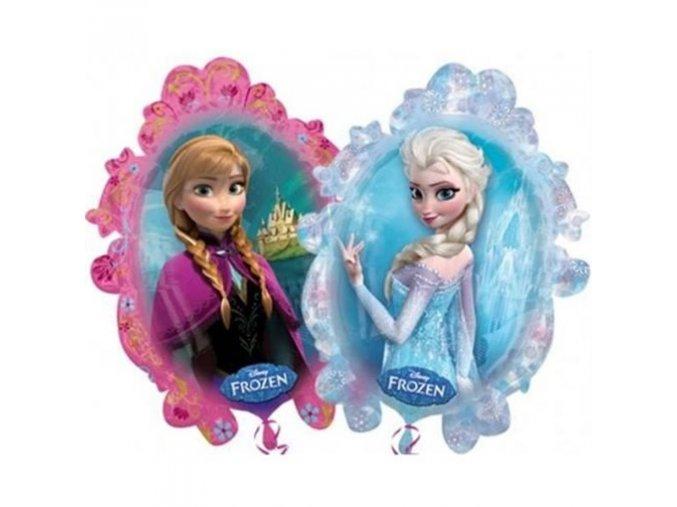 0001757 foliovy balonek frozen anna a elsa oval 63 78 cm 510