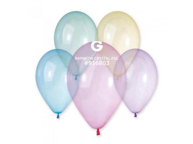 0011635 krystalicke balonky 33 cm mi 50 ks 510