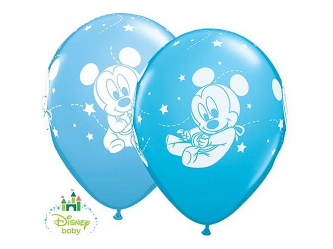 0003627 latexovy balonek baby mickey 30 cm 510