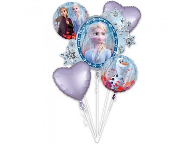 0013056 sada foliovych balonku frozen 2 5 ks 510