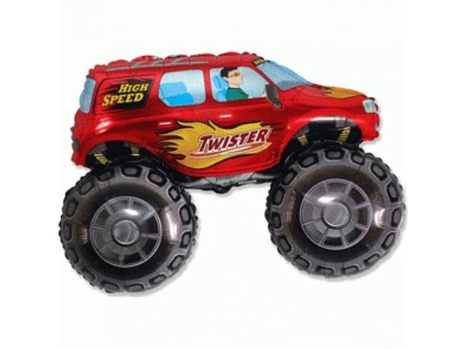 0001317 foliovy balonek monster truck 510