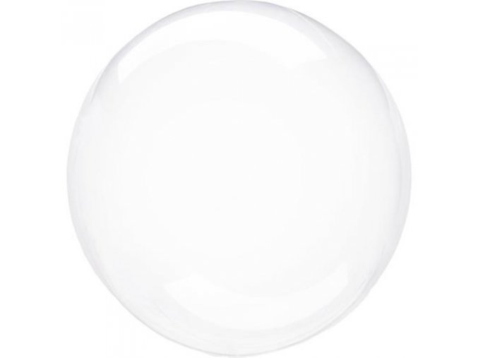 0009755 dekoracni bublina pruhledna 51 cm 510