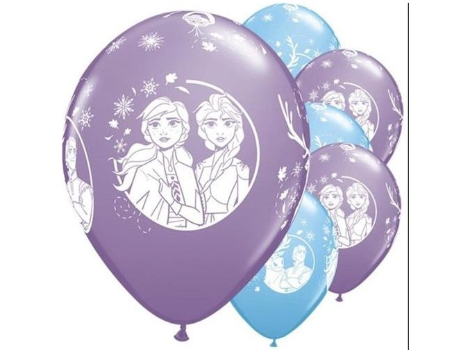 0013007 late ovy balonek frozen 2 30 cm