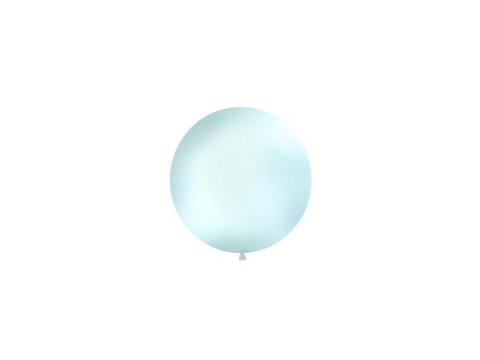 světle modrý jumbo