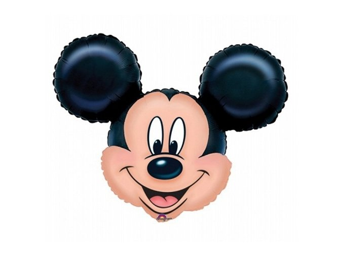 Balon foliovy Mickey hlava 550776401