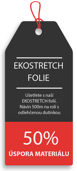 EKOSTRETCH folie