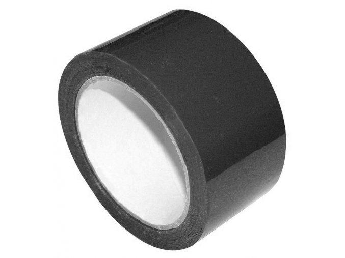 Lepící páska, černá, 48mmx66m