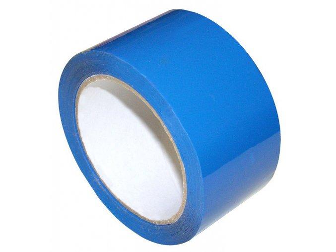 Lepící páska, modrá, 48mmx66m