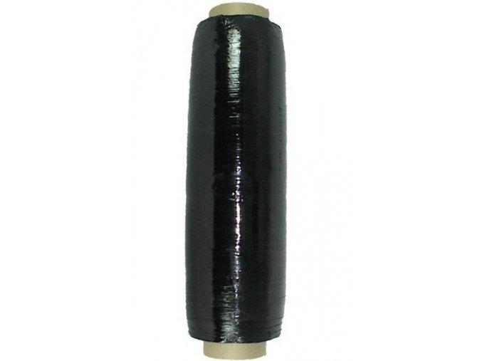 Předepnutá folie 420mmx8myx600m, černá