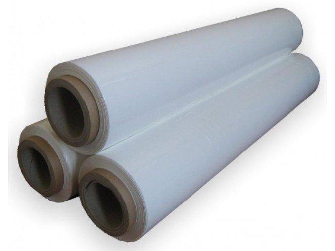Stretch folie 500mmx1,9kgx120m, bílá - neprůhledná 60ks