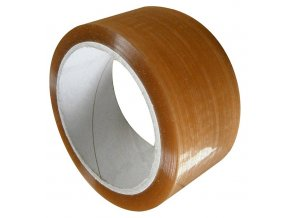 Lepící páska solventní, transparent, 48mmx66m