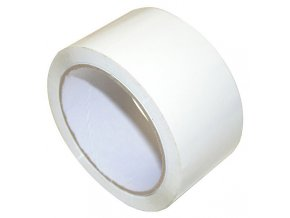 Lepící páska, bílá, 48mmx66m