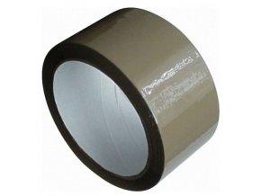 Nehlučná lepicí páska akryl havana 50mmx66m