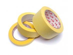Lepicí páska, krepová, 25mmx50m