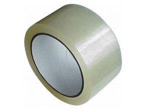 Lepící páska akryl, transparentní 48mmx66m
