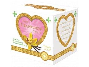 krem s bambuckym maslem s vanilkou
