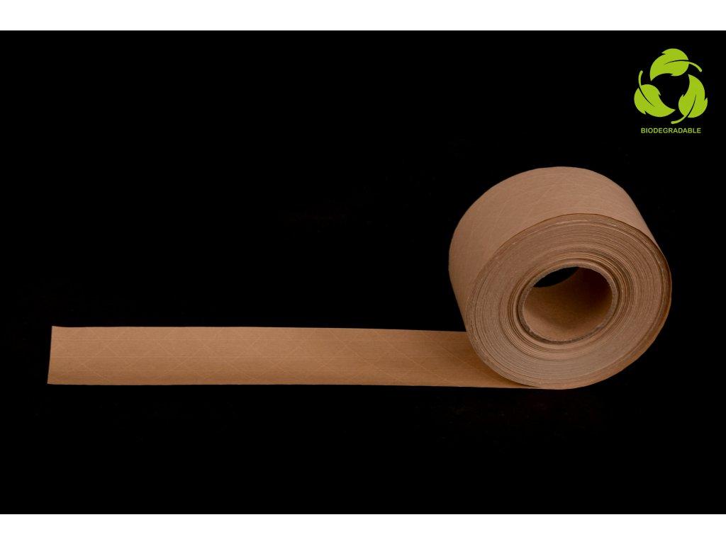Ekologická lepící páska papírová 50 mm x 50 m
