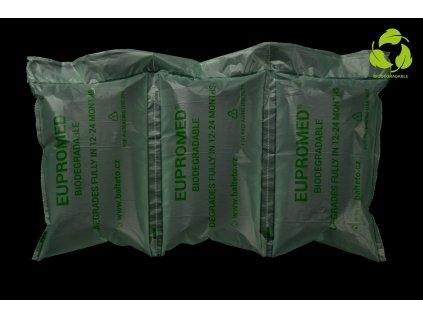 Ekologický výplňový polštářek 20 x 12 cm BIO rozložitelný 530 ks