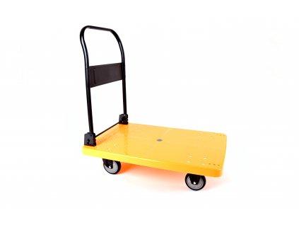 Skladový vozík 90 x 60 cm, 300 kg
