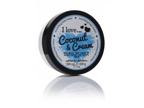 Body Butter Coconut Cream