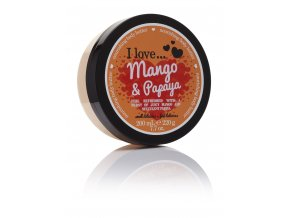 Body Butter Mango Papaya