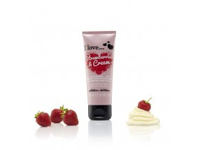 75ml Hand Lotion Strawberries Cream Creative