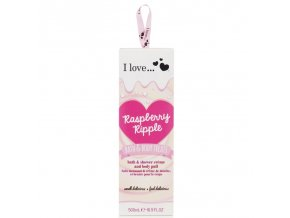 i love darčekový set raspberry ripple bath and body treats
