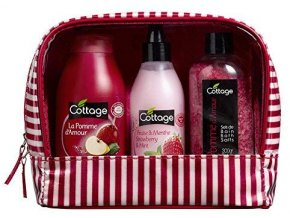 Cottage Box Toffee Apple Beauty Vanity