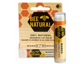 Bee Natural Mango Lip Balm 100%Natural