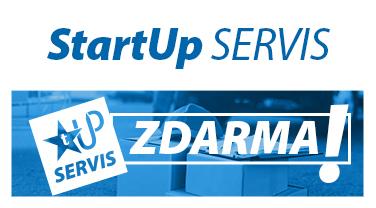 StartUp servis