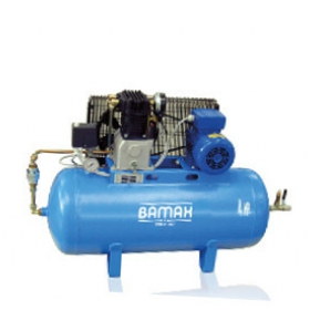 Kompresory 15-30 bar na tlakové nádobě