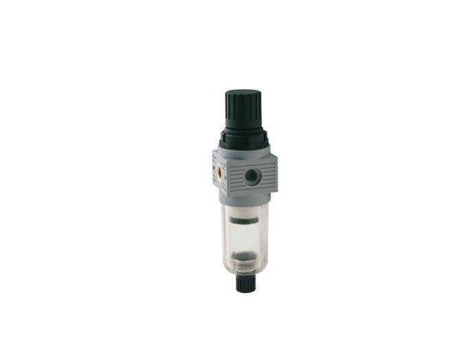 "Regulátor tlaku s filtrem MINI 1/4"""