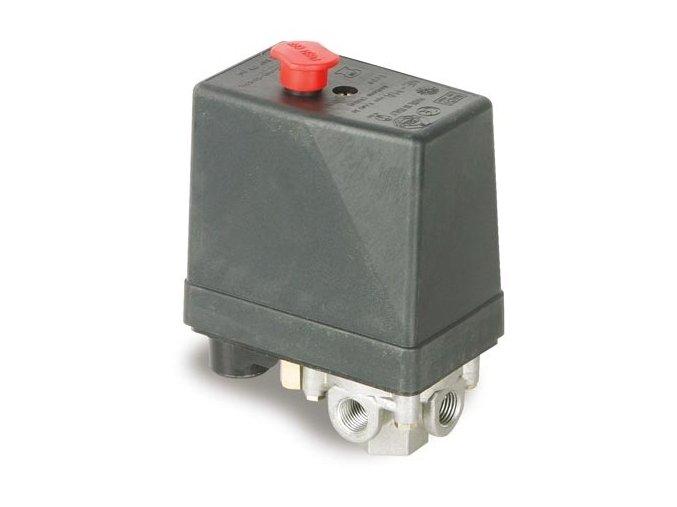 """Tlakový spínač NEMA -12 bar, 400V - 4x1/4"""""""