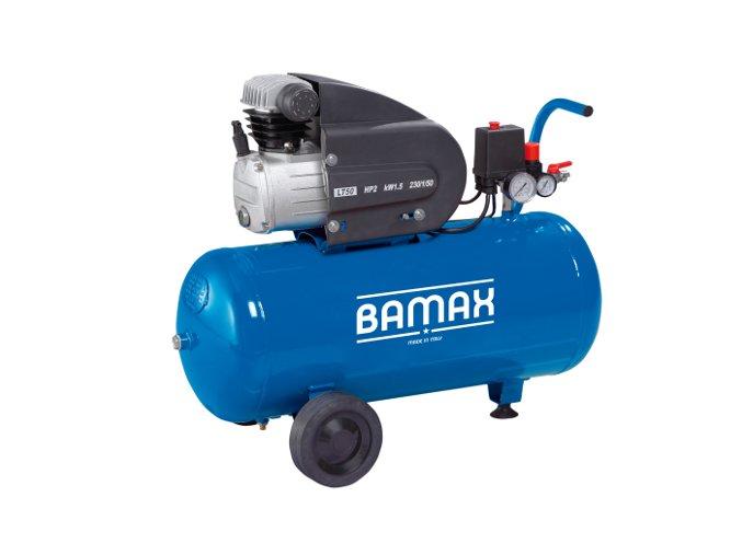 Pístový kompresor BAMAX BX230/50