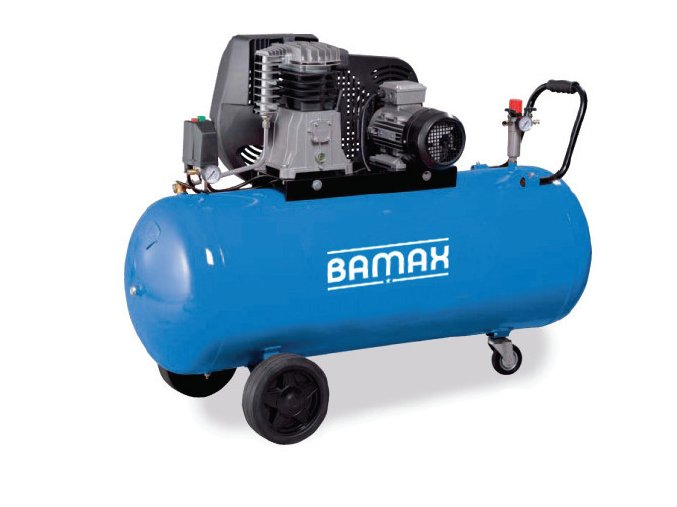 Pístový kompresor BAMAX BX49G/100CT4