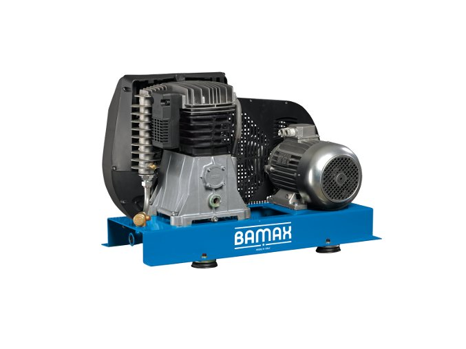 Přídavný kompresor Bamax BX80G/BF15T
