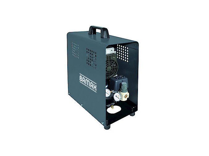 Silent bezolejový kompresor Bamax OF/6ATBI