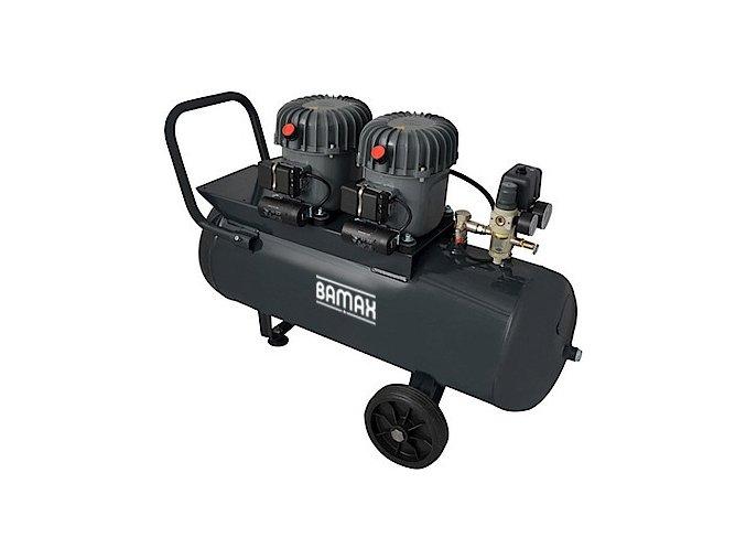 Kompresor Bamax Silent OLE100/50C
