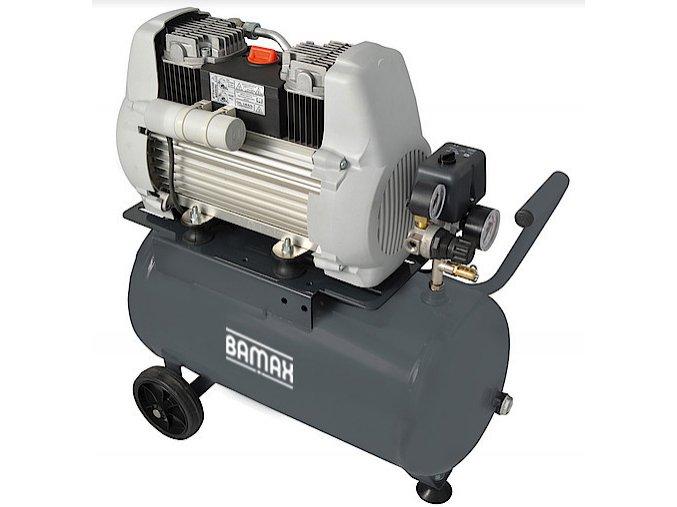 Bezolejový kompresor Bamax Genesi OLE180/25CA