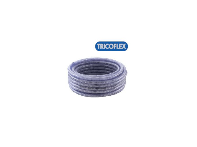 Hadice Tricoflex Crystal 6/12 - 25m
