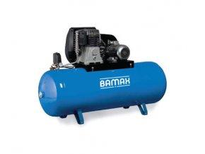 Stacionární pístový kompresor BAMAX BX60G/270FT7,5