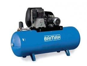 Stacionární pístový kompresor BAMAX BX60G/500FT7,5