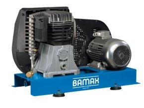 Přídavný kompresor Bamax BX70G/BF10T