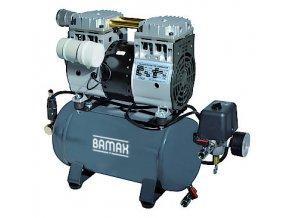 Silent bezolejový kompresor Bamax OF/AT61B